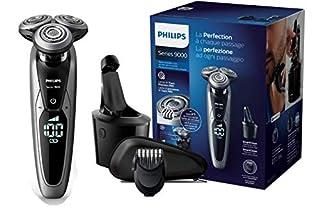 Philips S9711/32 Rasoir électrique Series 9000 avec Système de Nettoyage SmartClean et Tondeuse Barbe (B00LO9Y44E) | Amazon price tracker / tracking, Amazon price history charts, Amazon price watches, Amazon price drop alerts
