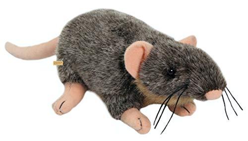 Zaloop Ratte groß Plüschtier Kuscheltier Stofftier Plüschratte D11