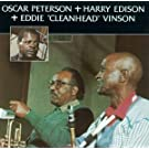 Oscar Peterson + Harry Edison