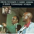 Oscar Peterson + Harry Edison