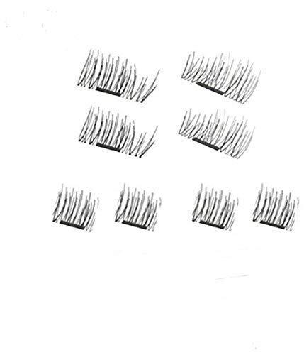da1aee9caab pestañas magnéticas CLIC LASH Original (Long Lashes) - 3d Artificial  pestañas sin pegamento (