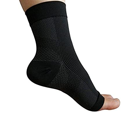 Ankle support-compression Ankle Sleeve, leichte Knöchelbandage, lindern Plantar fasciitis-1 Paar Arch