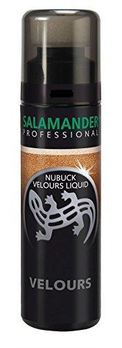 Salamander Professional - Nubuck Velours Liquid, Creme E Prodotti Per La Manutenzione Delle Scarpe unisex - Rosso Segnale 018, Einheitsgröße