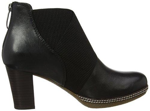 Gabor Ladies Comfort Sport Boots Nero (57 Nero (micro))