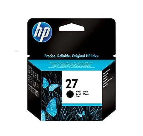 HP Nr. 27schwarz Inkjet Tintenpatrone (C8727AE)