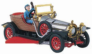 Chitty Chitty Bang Bang Scaled Model for the Adult Collector