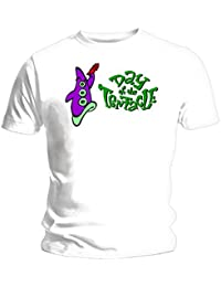 Day Of The Tentacle - NEW Gamer's Unisex T-Shirt - White