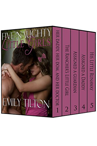Five Naughty Little Girls (English Edition)