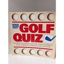 Title: Golf quiz