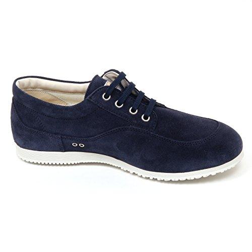 D0128 scarpa uomo HOGAN TRADITIONAL LO.TOP sneaker blu scuro shoe man Blu scuro Almacenista Geniue En Venta Punto De Venta Se CZTGURj