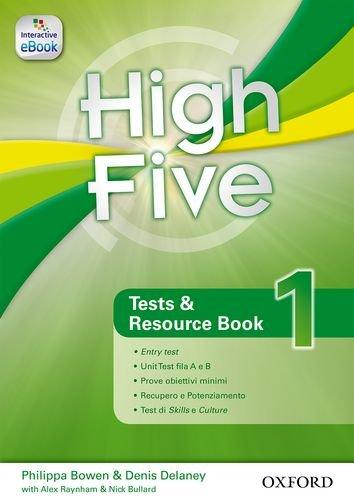 High Five Interactive eBook Testmaker Test Audio & Multi-ROM