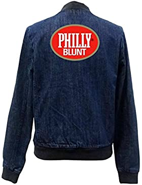 Philly Blunt Bomber Chaqueta Girls Jeans Certified Freak