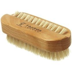 Cepillo para las uñas de madera y cerdas naturales