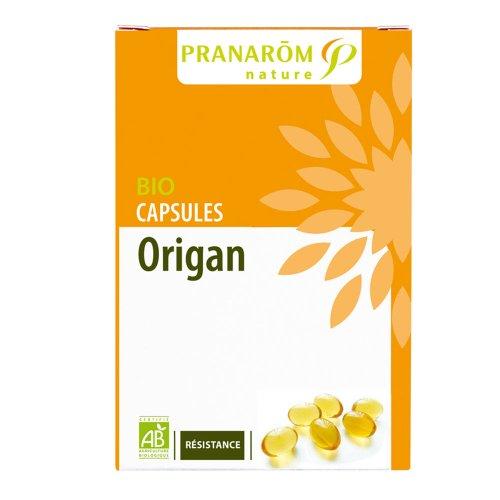 Pranarôm Bio 30 Capsules Origan