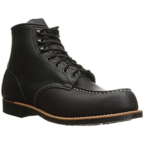Red Wing Mens Cooper Moc 2964 Leather Boots