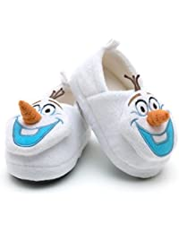 Moana Pua weiche Hausschuhe - Disney Offizielle - Indoor Schuhe für Kinder - UK Größe, 9-10, EU-Größe; 27-28