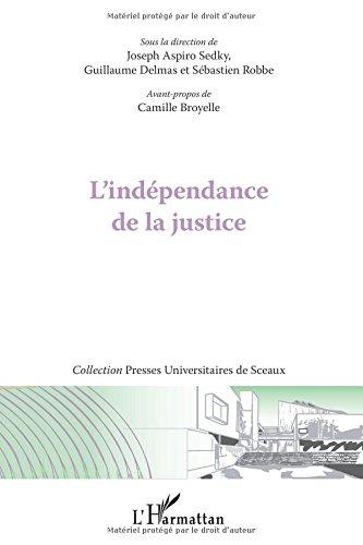 Independance de la Justice