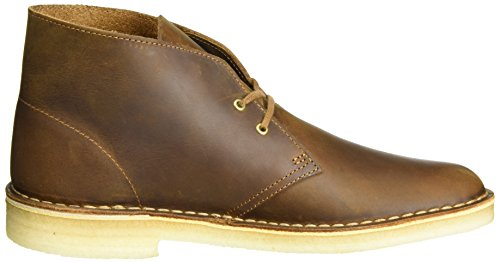 Clarks Originals - Desert Boot - Bottes - Homme Marron (Beeswax)
