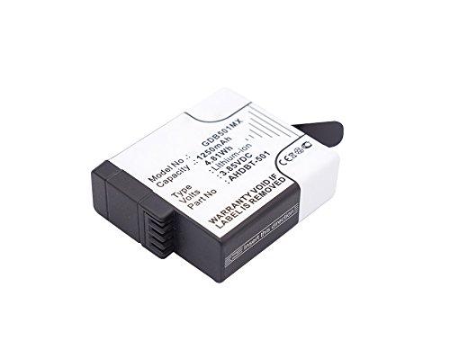 CELLONIC® Batería Premium Compatible GoPro Hero