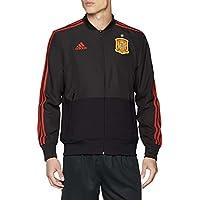 Adidas FEF PRE JKT Chaqueta, Hombre, Gris (Grpudg/Grinoc/Rojo), XL