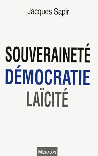 Souverainet, Dmocratie, Lacit