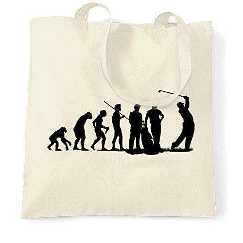 Evolution Of Golf Club Course, Eisen, Holz Course Neuheit Geburtstag Tragetasche (Billig Golf-fahrer)