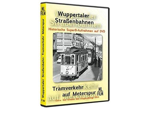 Wuppertaler Straßenbahnen: Tramverkehr auf Meterspur: Extra: Der Umbau des Döppersbergs 1959