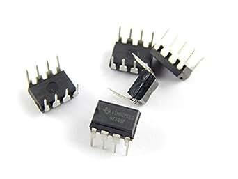 Robo India 555 555 Timer Ic, 5 Pieces