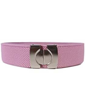 Cintura Elasticizzata per Bambini 1-6 Anni, Singolo Colore