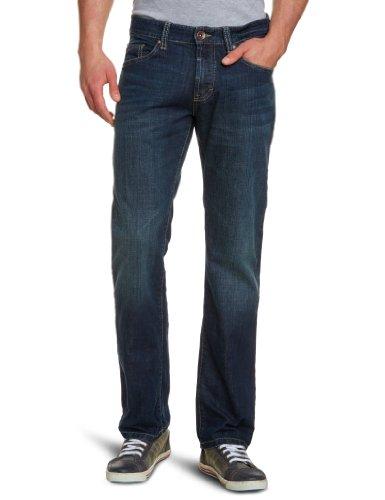 Camel Active 4882809+39 Herren Jeanshosen/ Lang, Straight Fit (Gerades Bein) (Weitere Farben) Blau (43 )