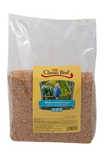 4er Pack Classic Bird Sittichfutter 2,5kg