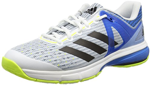 adidas Court Stabil 13, Scarpe da Basket Uomo Bianco (ftwr White/core Black
