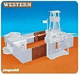Playmobil 6270 - Fortino Western grande, con confezione