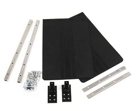 Teraflex 4808401 Mud Flap Kit by (Flap Mud Kit)