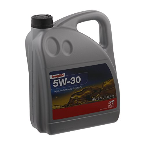 febi bilstein 32943 Motoröl SAE 5W-30 longlife (5 Liter)