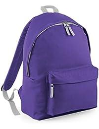 BagBase Sac à dos junior moderne pour l'école ou le travail–Taille unique–Plusieurs couleurs