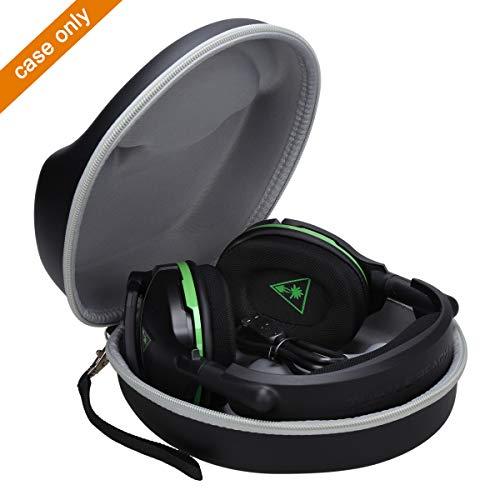 Aproca Hart Schutz Hülle Reise Tragen Etui Tasche für Turtle Beach Stealth 600 /Logitech G533 Gaming Headset / Ausdom F01 Kopfhörer (Gepäck Tragen Auf 16)