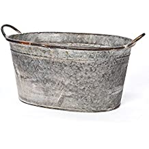 Amazon.fr : bassine zinc