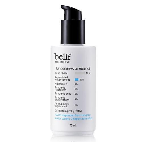 belif húngaro agua esencia coreano belleza [importado]