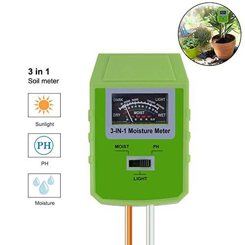 Feuchtigkeit Meter Werkzeuge Indoor/outdoor Feuchtigkeit Sensor Meter Boden Wasser Monitor Hydrometer Für Gartenarbeit Landwirtschaft Einfach Zu Verwenden