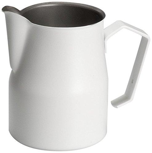 Motta 02475/00 - Jarra para emulsionar leche, 75 cl, color blanco