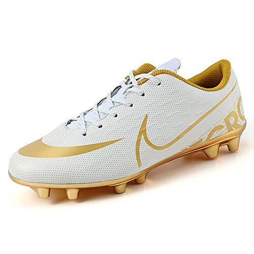 gengyouyuan C Roth Assassin 13th Generation Football Shoes Men and Women tf Broken Nails Golden Training Shoes