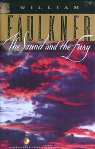 The Sound and the Fury: The Corrected Text (Vintage International)
