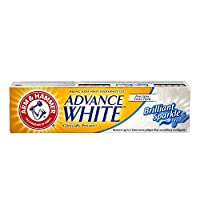 Arm & Hammer Advance White Brilliant Sparkle Gel Toothpaste 115 g