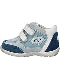 Venta Del Envío De BALDUCCI Sneakers Bambino Blu Bianco Tessuto Pelle AG930 (17 EU) Footlocker Venta Barata Venta Footlocker Fotos DtykvqhW