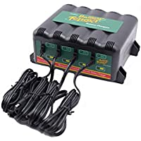 Battery Tender Plus Battery Charger and Maintainer - 1250 Milliamp, 12V - Waterproof Smart Charger, Fully Charge and Maintain Car and Motorcycle Battery - 022-0148-DL-UK - ukpricecomparsion.eu