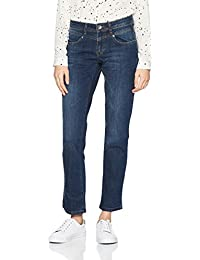 More & More Damen Straight Jeans
