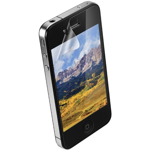 OtterBox OBCPVIBIP4 Displayschutzfolie für Apple iPhone 4S (4 Otterbox Iphone 4s)