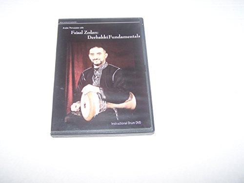 Preisvergleich Produktbild Arabic Percussion with Faisal Zedan; Derbakki Fundamentals