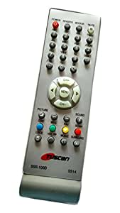 TUSCAN UNIVERSAL REMOTE FOR SANSUI TV(ONLY FOR TUBE TV NOT FOR LED & LCD)